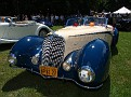 1937 Delahaye 135 M Roadster owned by Malcolm Pray