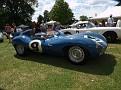 1955 Jaguar D-Type owned by James Taylor