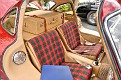 1956 Mercedes-Benz 300 SL luggage owned by Jay and Bonnie McDonald