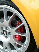 Wheel tire detail 4