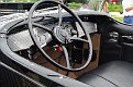 1930 Cadillac 452 Fleetwood Sport Phaeton steering wheel detail