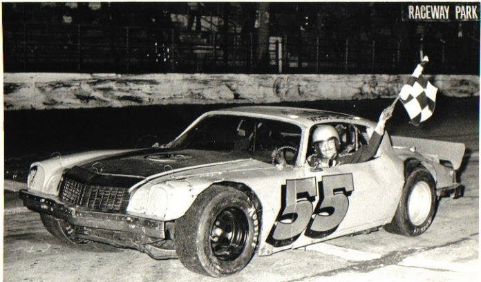 Woody Church Race Car