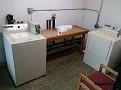 Dagen började med att vi tvättade några maskiner på vårt Days Inn i Reno. Sånt måste ju skötas också....