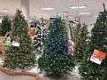 Julpynt hos Sears.