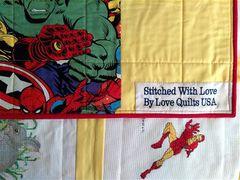 Paul's quilt detail