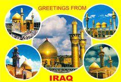 Iraq - MOSQUES NS