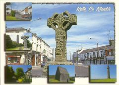 Ireland - CELTIC CROSS NS