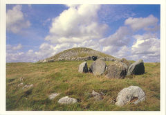 Ireland - Loughcrew Tombs