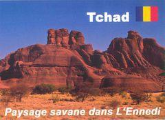 Chad - Ennedi Desert