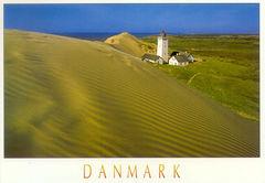 Denmark - Rubjerg Knude Sand Dunes