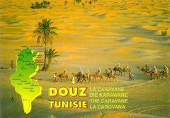 Tunisia - Douz Desert