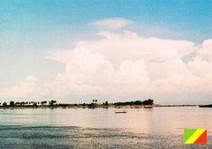 Congo Rep - Congo River (World's Deepest River)
