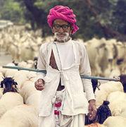 India - Rabari Shepherd PE