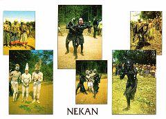 Cameroon - Nekan NF
