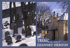 Czech Rep - Trebic Cemetery