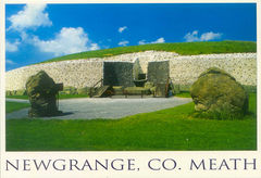 Ireland - Newgrange Tombs