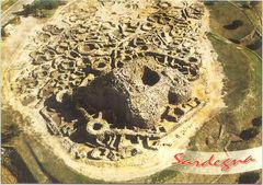 Italy - Nuraghe Barumini Tomb