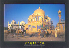 Pakistan - Abbasis Family's Tomb