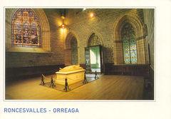 Spain - Sancho VII El Fuerte Tomb
