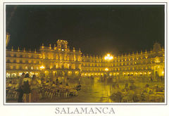 37 - SALAMANCA - Pza Mayor