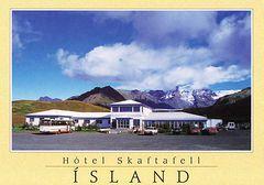 Iceland - Hotel Skaftafell