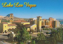 USA - Lake Las Vegas Resort