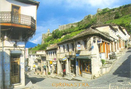 Albania - GJIROKASTRA CASTLE