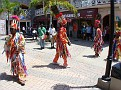Local Dancers in St Kitts