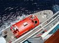 Pilot boat in Bermuda