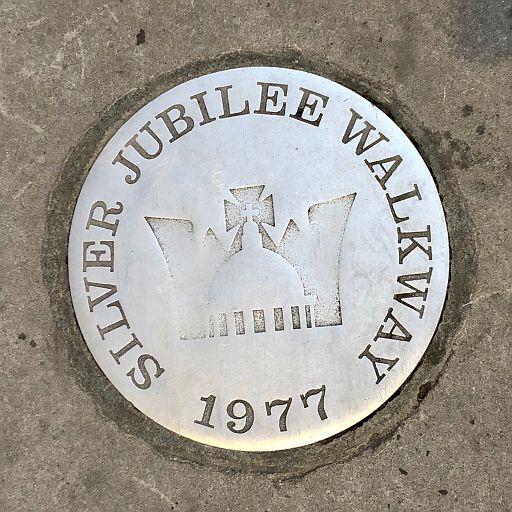 Silver Jubilee Walkway 1977
