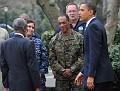 Pres Obama & Pres Preval