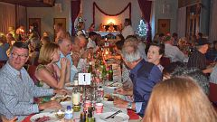 2016 12 10  069 Swedish Club Christmas Dinner Buffet