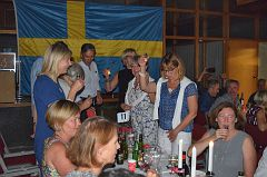 2016 12 10  068 Swedish Club Christmas Dinner Buffet