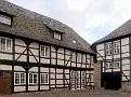 Innenhof der Domänenburg