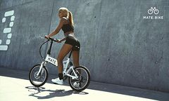 """MATE - """"The coolest eBike EVER"""""""