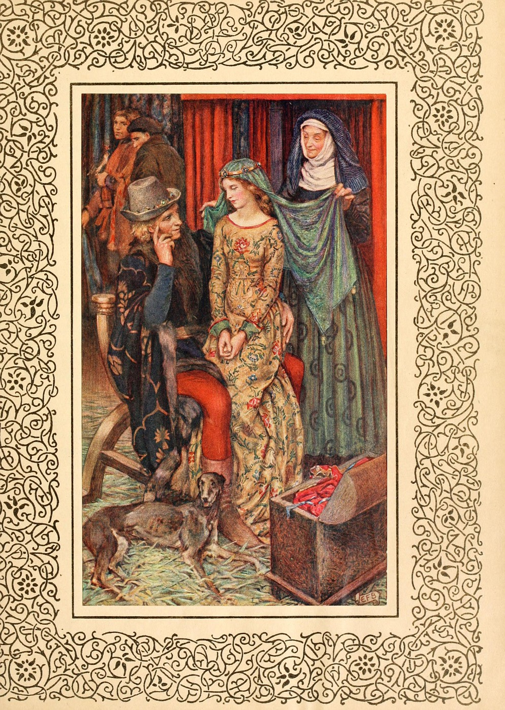 an analysis of geraint and enid a poem based on the arthurian legend by lord alfred tennyson Search the history of over 338 billion web pages on the internet.