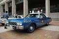 Clarkstown, NY Police 1973 Plymouth