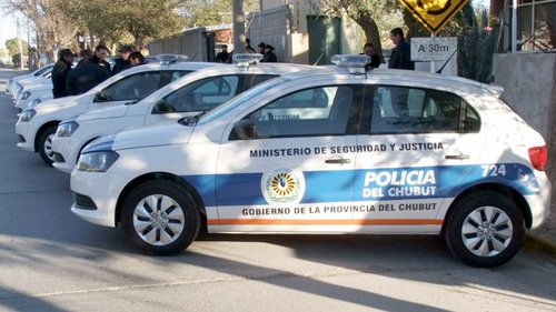 Argentina - Chubut Policia Provincial