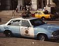 CA - San Francisco Police 1981 Chevy Malibu