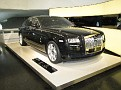 2012 RR Ghost Limousine, V12, 6,592 ccm, 563 bhp at 5'250 rpm; Top speed 155 mph (governed)