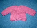 18InchAGSizeDollCardigan-Pink001
