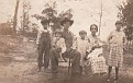 Barlow Anderson and 2nd wife, Mary Magdalene (FOUST) Anderson. This is Mildred Hazel (FOUST) Lay's grandfather and step-grandmother on her Mother Edna Marie (ANDERSON) side of family.