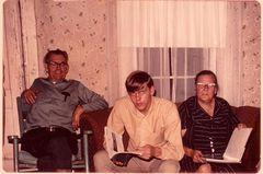 5 - Wiley, Jackie, and Ernie (LAWSON) Lloyd