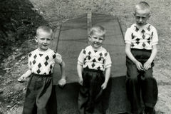 Luke, Jimmy, and Jerry West