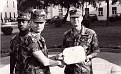7th Signal Brigade Commander, and E. Ray Austin
