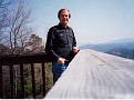 """Me, """"with hair"""" when I worked for a Chalet Company in Gatlinburg in early 1993."""