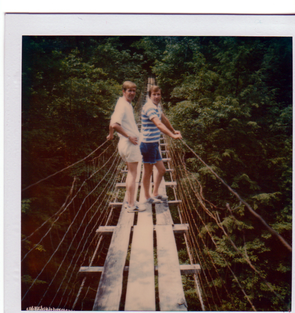 ERay-Billy-Swinging Bridge