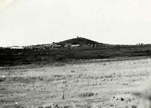 45-Artillery Hill, Pleiku, Vietnam