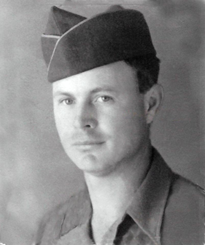 Floyd Oliver Jeffers, WWll Veteran
