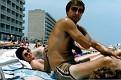 Pat and Billy at the VA beach.